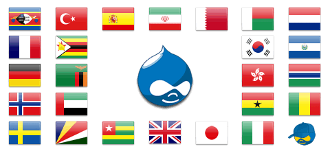 multilingual drupal 7 site m ترجمه دروپال